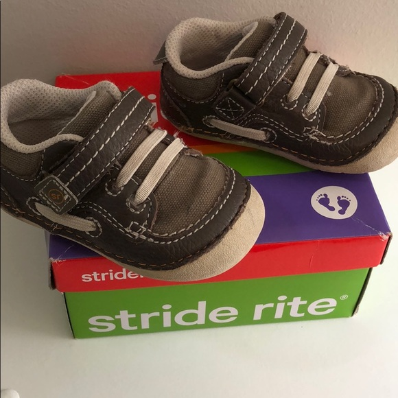 Stride Rite Other - Brown Toddler Sneakers